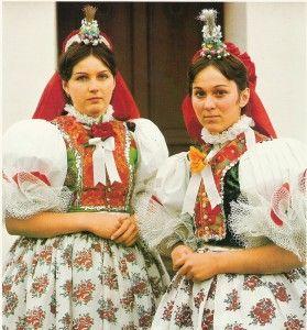 folk costume Vracov