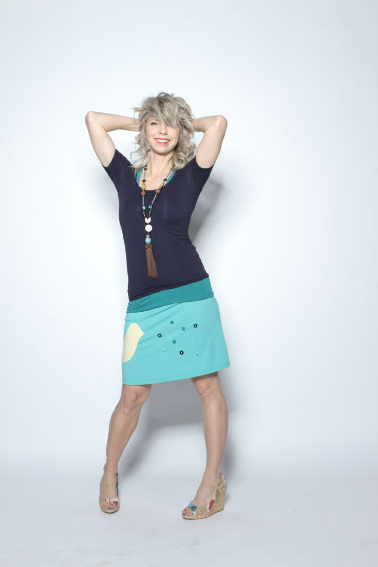 Isn't this outfit adorable?! We LOVE the colors!