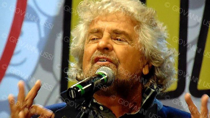 Beppe Grillo (M5S) - Voglio sognare in grande - II parte