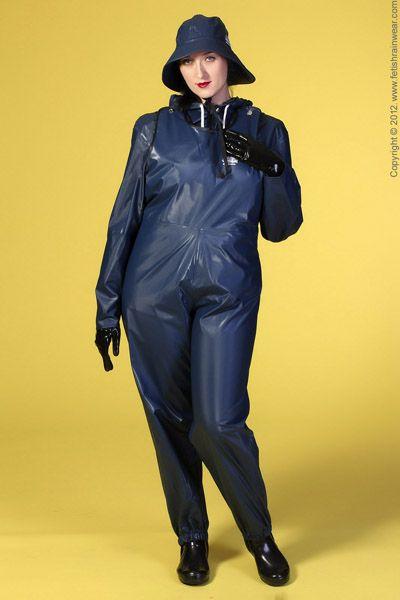 I would love a rainsuit like this :) http://fetishrainwear.com/wp-content/uploads/2013/02/fetishrainwear_vip_105_147.jpg