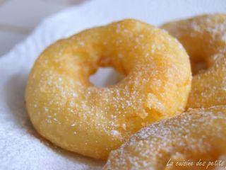Beignets aux pommes : 3 grs de levure et non 30 grs :