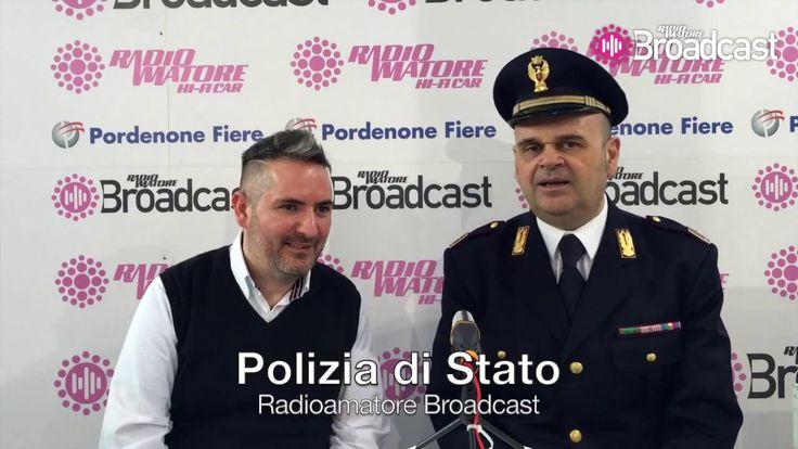 #radioamatore2016 #radioamatorebroadcast #polizia #poliziadistato