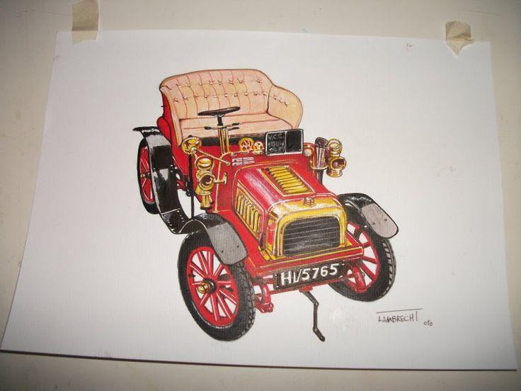 automóvel de 1904  nanquin