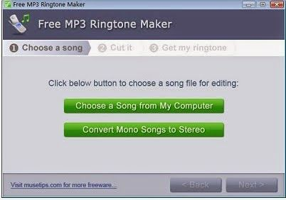 Tech Time: Free MP3 Ringtone Maker
