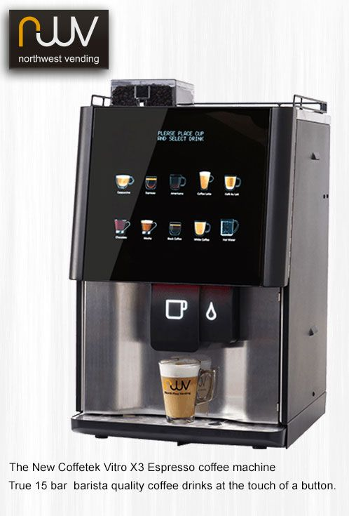 Coffetek Vitro X3, Every office should consider purchasing this machine. Easy to use, easy to clean and great quality coffee shop style drinks delivered quickly. #Coffetek Vitro X3, #office coffee machine