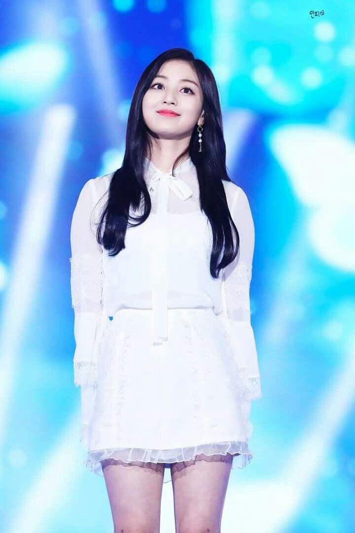 Twice-Jihyo 171225 SBS Gayo Daejeon