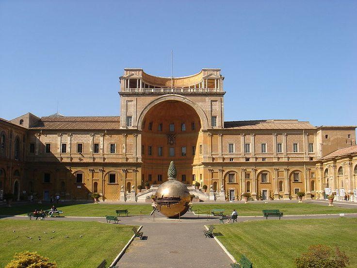 Vatican Museums, Garden