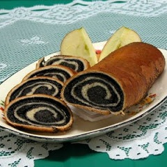 Poppy seed cake - I grew up on this stuff!
