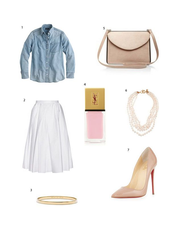 Inspiration Outfit of Wednesday!