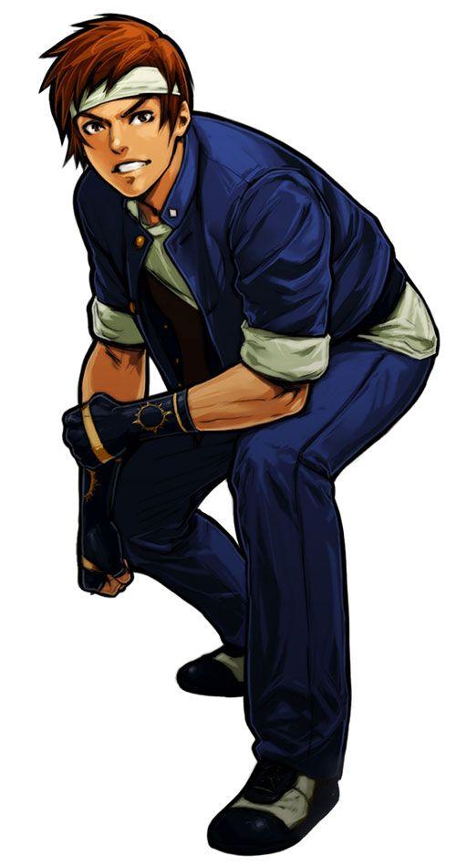Shingo Yabuki - The King of Fighters XI