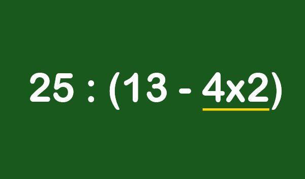 Come risolvere le espressioni aritmetiche – Lezioni di Matematica