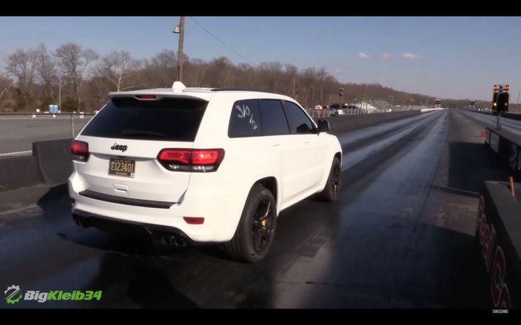 Jeep SRT Trackhawk Sets Records In The Stock Class | SRTLIFE #Jeep #srt #trackhawk #hellcat #fast #loud #mopar #dodge #chrysler #demon #srtlife