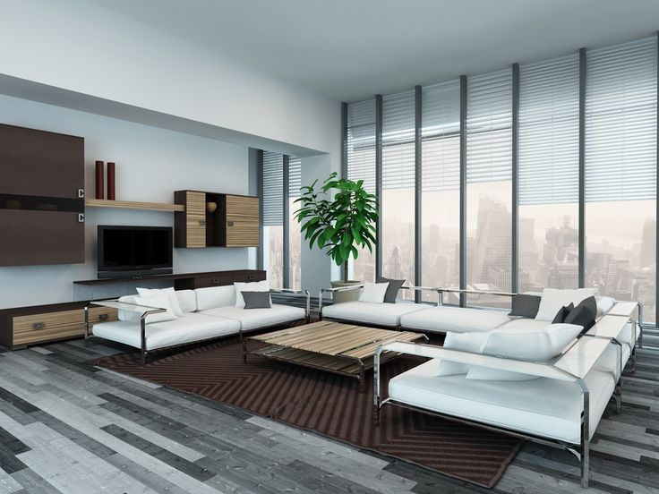 Ultra Modern Living Room 45 contemporary living rooms with sectional sofas (pictures