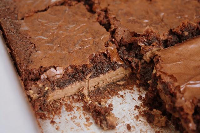 Symphony Candy Bar Brownies | Cookies, Brownies & Fudge | Pinterest