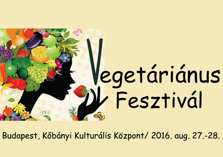 XX. Vegetáriánus Fesztivál Budapesten