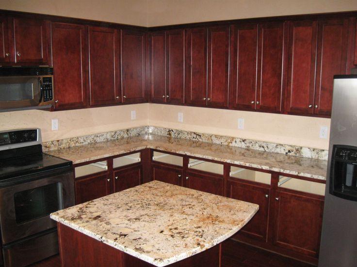 Delicatus+Kitchen   Delicatus Gold. Granite