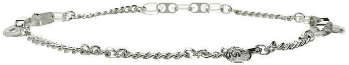 MICHAEL Michael Kors Resin Link Chain Belt Women's Belts