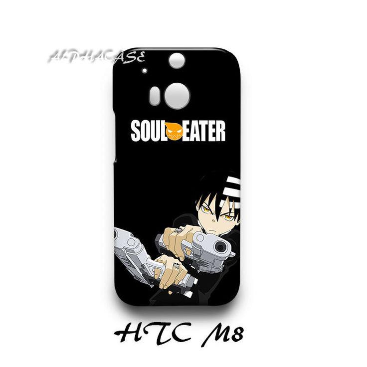 Kid Soul Eater HTC M8 Hardshell Case