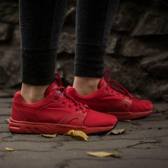sports shoes 06e14 331f6 ... R698 PUMA Trinomic Puma XT-S  High Risk Red   Sneakers  Puma XT-S ...