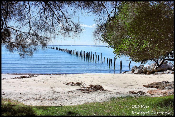 Old Pier, Bridport, Tasmania, Australia by Roger McLennan - Photo 32638181 - 500px