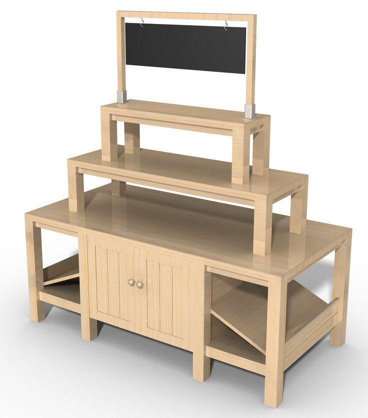 118 Best Display Ideas: Fixtures U0026 Furniture Images On Pinterest | Display  Ideas, Craft Show Displays And Craft Show Ideas