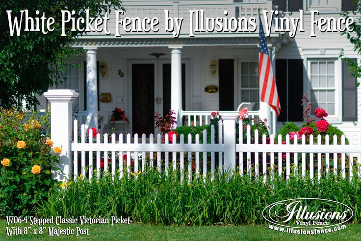 379 Best Awesome Fences Images On Pinterest Pvc Vinyl