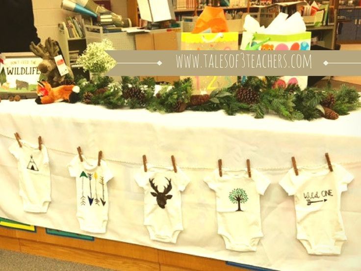 Woodland Forest Baby Shower Decorations More. See More.  Www Talesof3teachers Com 20