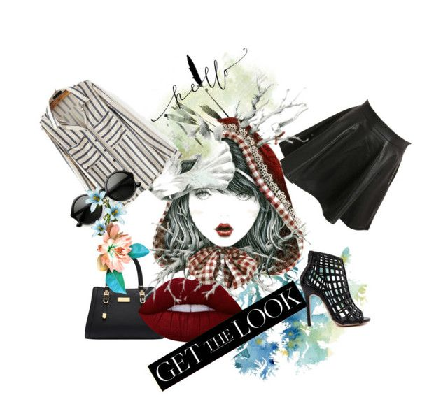 """under $150 awesomeness"" by tinaradu on Polyvore featuring Pilot, Lime Crime and GetTheLook"