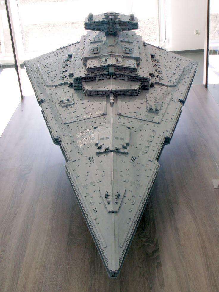 25+ best ideas about Lego Star Destroyer on Pinterest ...