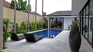 Hedendaagse Luxe 3 slaapkamer villa met zwembad