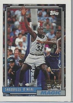 nice Shaquille O'Neal 1993 Topps NBA Draft Pick Rookie RC Card! Magic NBA HOF Lakers - For Sale View more at http://shipperscentral.com/wp/product/shaquille-oneal-1993-topps-nba-draft-pick-rookie-rc-card-magic-nba-hof-lakers-for-sale/