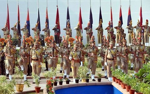 On Police Commemoration Day, let us say thanks to the Police of India that protects our lives with such courage and commitment. The history of commemoration day traces back to 21st October 1959, when a patrol party of CRPF, led by SI Karam Singh, was ambushed by the Chinese forces at Hot Springs ladakh and 10 jawans were killed. The bravery and resultant sacrifice of jawans fighting at 16,000 ft. altitude, in extremely cold conditions and against all odds,