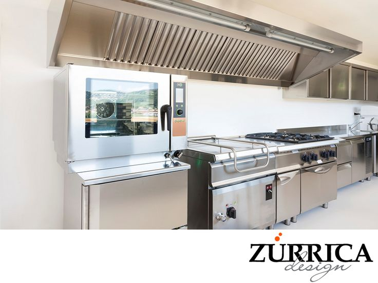 M s de 25 ideas incre bles sobre cocinas industriales en for Material para cocinas industriales
