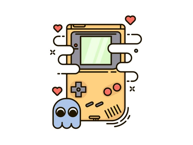 Gameboy by Skang #Design Popular #Dribbble #shots