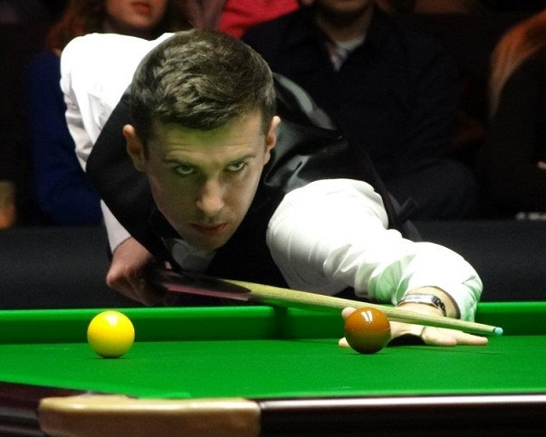 Mark Selby 'The Jester from Leicester' (Eng). World Champion r/up (2007)