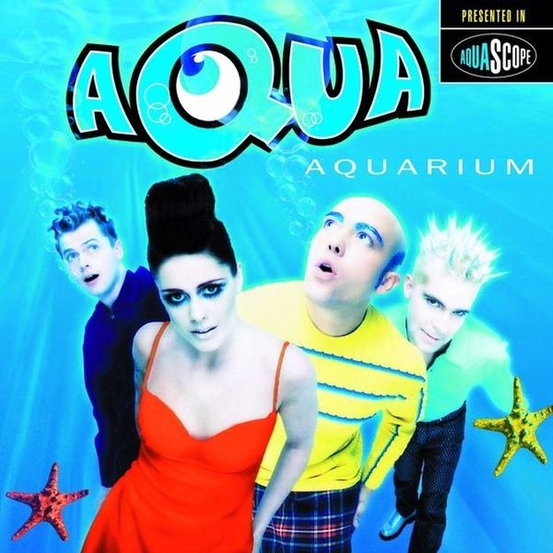"""Aqua, """"Barbie Girl"""" 