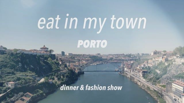 Eat In My Town 1st dinner, in Hotel da Música, Porto the best european destionation 2017, with a fashion show by Marques Soares, ÓPTICA BOAVISTA e Jóias Lúcia Garcia. We had elegance & style! Hair stylist, Bertilia Pinheiro Make up artist, Marta Ribeiro Flores Presented by Eduardo Burnay Eduardo Burnay Skyb out fit by Roberto Vicentti Video by, SKY B Funtastic 60 guests made this a memorable dinner. Fashion & home designers, sports people, artists, architects, entrepreneurs, models, b...