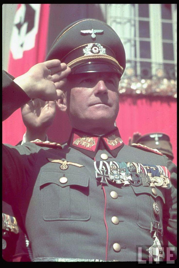 Generaloberst Walther von Brauchitsch (Oberbefehlshaber des Heeres)