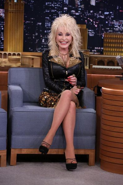 Inside the Dolly Parton interview