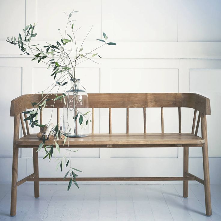 Byron Indoor Outdoor Bench. As implied by the name, our incredibly versatile Byron bench is the perfect perch for both inside and out.