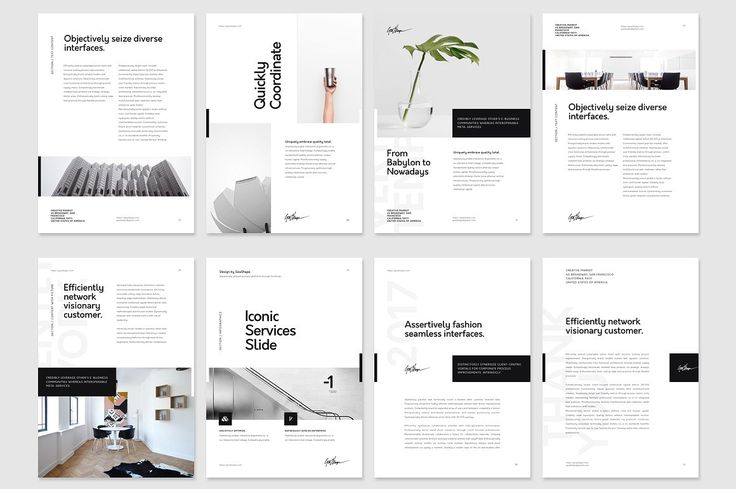 Vertical Keynote with GIFT (Resume) by GoaShape on @creativemarket
