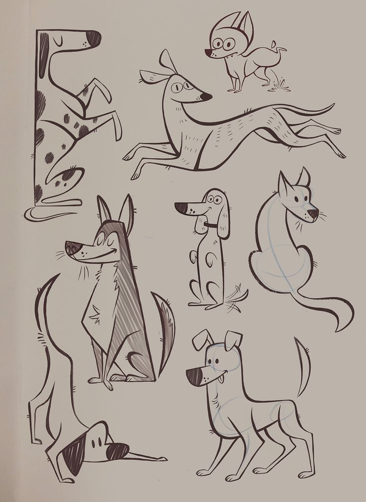 Trying to improve on my sketching skills, so here is a collection of doodles that I will be updating over time.