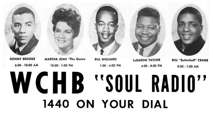 "Kirk Tanter Blog: WCHB Detroit - First Black Radio Station ""Built ..."