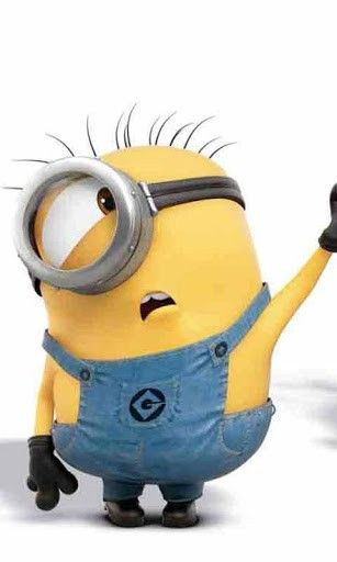 cute minion wallpaper | View bigger - Cute Minions Live Wallpaper for Android screenshot