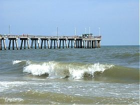 1000 images about activities on pinterest alabama for Pier fishing gulf shores al