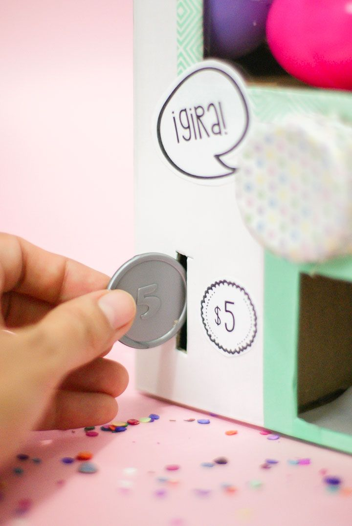 Video: Make Your Own Novelty Vending Machine From Cardboard #DIY #EasterCraft #KidsCraft