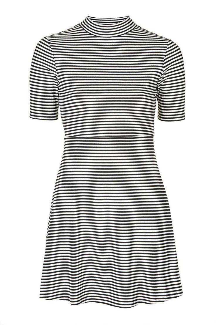 TALL Stripe Flippy Dress - Dresses - Clothing - Topshop
