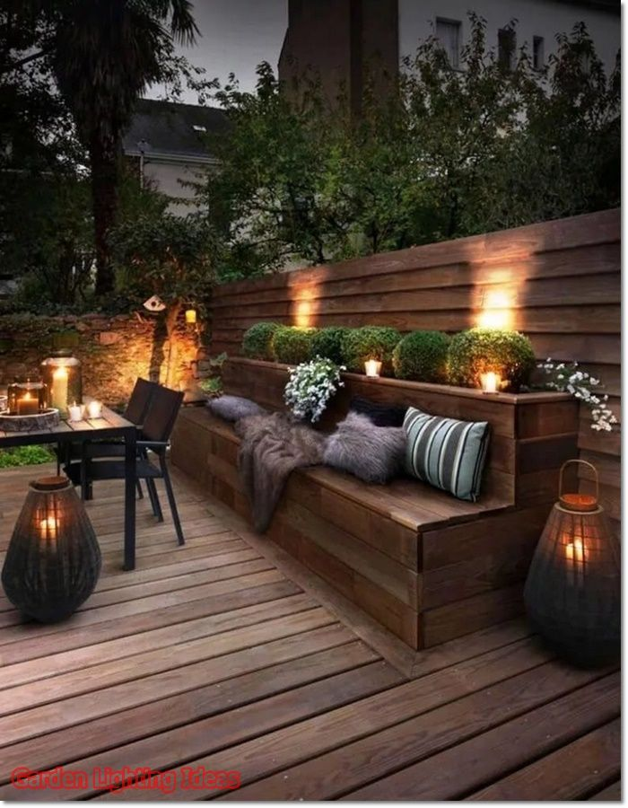 Garden Lighting Ideas 2020 Can You Use Led Lights Outside In 2020 Backyard Design Outdoor Rooms Backyard Patio Designs