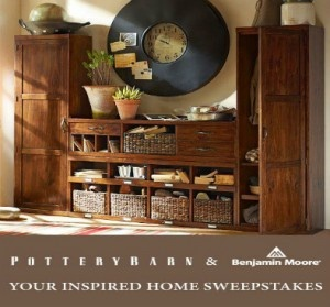#WIN $15,000 in home furnishings and #PotteryBarn Design Services. Plus, a color consultation, paint contractor and paint by #BenjaminMoore.http://womanfreebies.com/sweepstakes/15000-room-makeover/#: Entryway Organizations, Decor Ideas, Entryway Storage, Organizations Ideas, Mud Rooms, Wall Clocks, Chalkboards Wall, Pottery Barns, Entry Storage