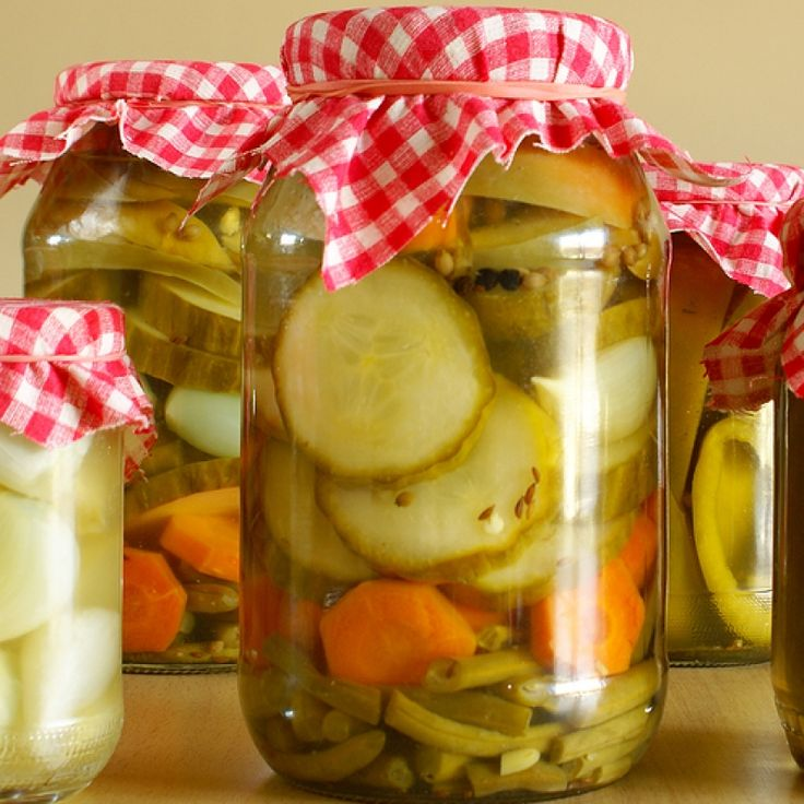 This pickled vegetable recipe is very versatile and you can try it out with many combinations of vegetables.. Pickled Vegetables Recipe from Grandmothers Kitchen.